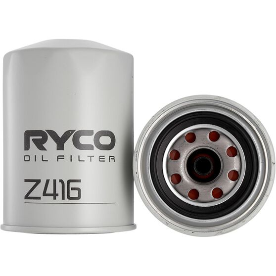 Ryco Oil Filter - Z416, , scanz_hi-res