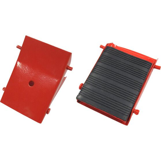 SCA Wheel Chock - Folding, , scanz_hi-res