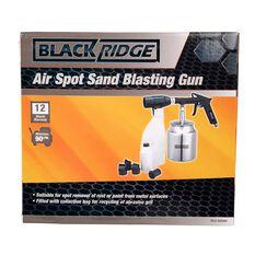 Blackridge Air Sand Blast Gun Spot, , scanz_hi-res