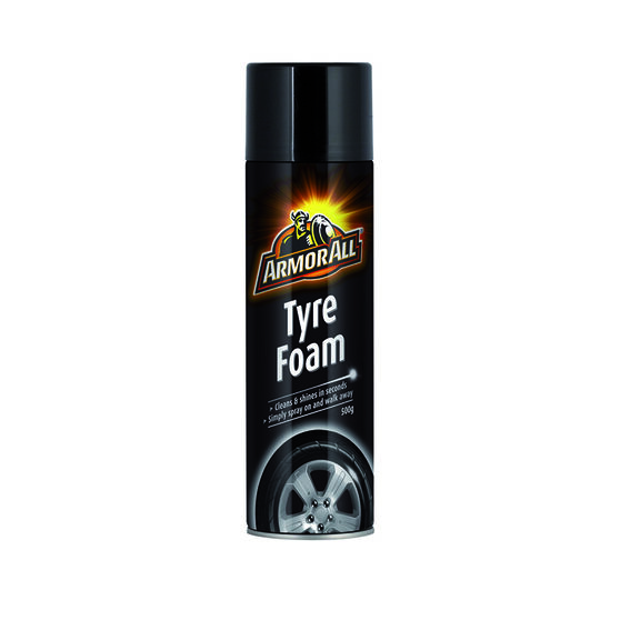 Armor All Tyre Shine Foam - 500g, , scanz_hi-res
