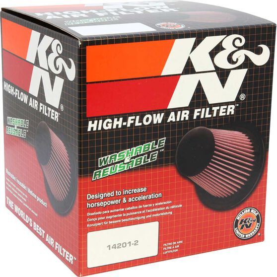 K&N Air Filter E-2444 (Interchangeable with A1350), , scanz_hi-res