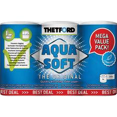 Thetford Toilet Paper Dissolving 6 Pack, , scanz_hi-res