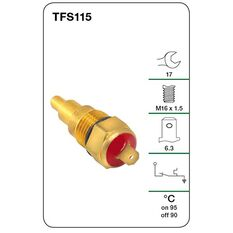Tridon Thermatic Fan Switch - TFS115, , scanz_hi-res