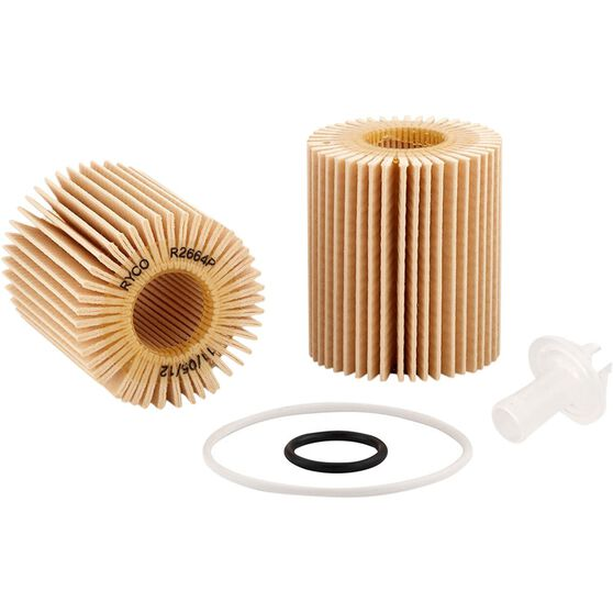 Ryco Oil FIlter - R2664P, , scanz_hi-res