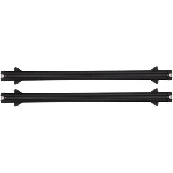 Prorack Heavy Duty Roof Racks Pair 1375mm T17B Black, , scanz_hi-res