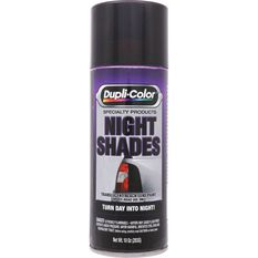Dupli-Color Night-Shades Aerosol Paint - Black, 283g, , scanz_hi-res