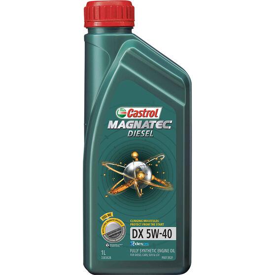 Castrol MAGNATEC Diesel Engine Oil 5W-40 DX 1 Litre, , scanz_hi-res