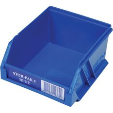 Fischer Parts Bin - Small, 110mm x 100mm x 60mm, , scanz_hi-res