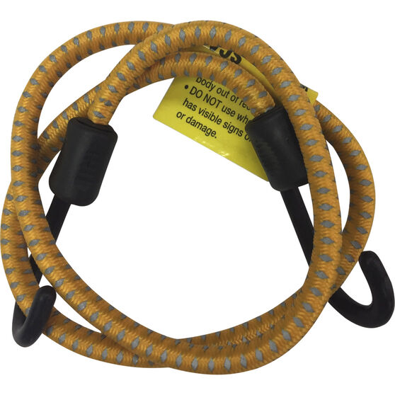 SCA Reflective Flat Bungee Cord - 90cm, , scanz_hi-res