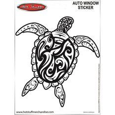 Sticker Tribal turtle SH2771, , scanz_hi-res