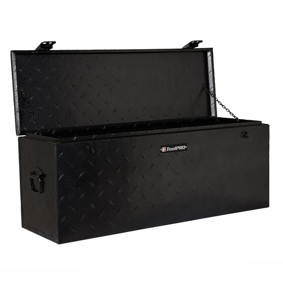 ToolPRO Outback Tool Box - Galvanised Steel, 180 Litre, , scanz_hi-res