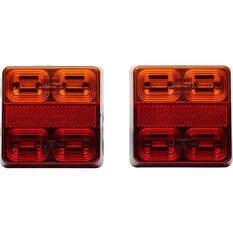 SCA Trailer Lamp - LED, 12V, 2 Pack, , scanz_hi-res