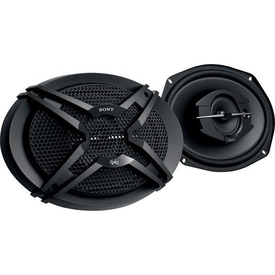 Sony XS-GTF6939 3-Way 6x9 Inch Speakers, , scanz_hi-res