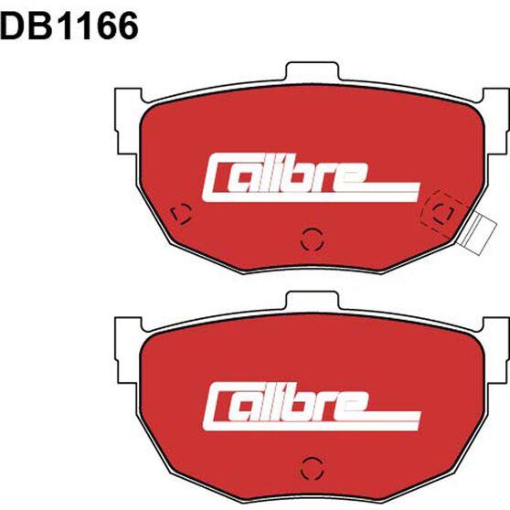 Calibre Disc Brake Pads - DB1166CAL, , scanz_hi-res