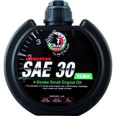 Chocatan Small Engine Oil  - SAE 30, 1 Litre, , scanz_hi-res