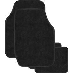 Car Mat Carpet Elite 4 Black, , scanz_hi-res