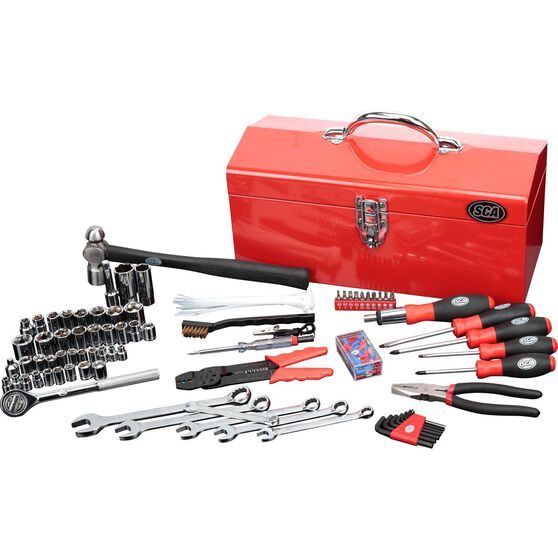 Tool Kit - Handy, 151 Piece, , scanz_hi-res