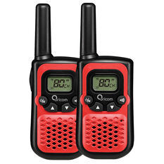 Oricom UHF CB Radio - 0.5W, 2 Pack, PMR780RD, , scanz_hi-res