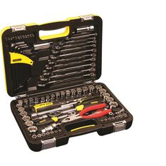 Stanley Trade Tool Kit 94 Piece, , scanz_hi-res