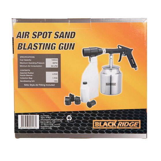 Blackridge Air Sand Blast Gun Spot, , scanz_hi-res