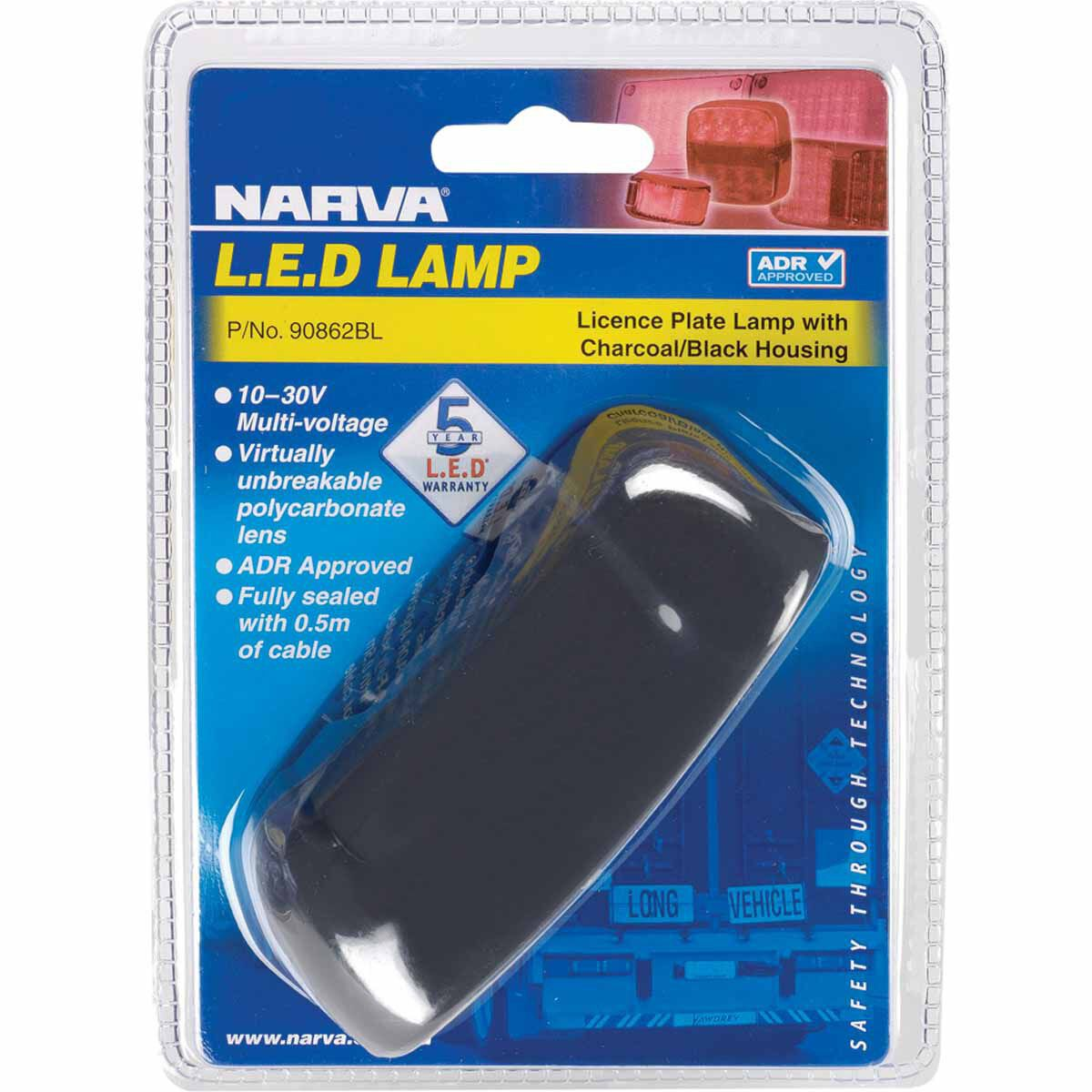 Narva Number Plate Light Wiring - Wiring Diagram Bookmark on
