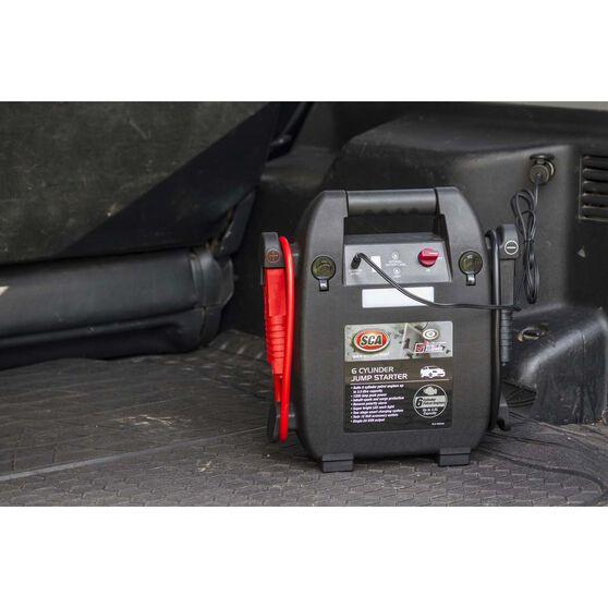 SCA 12V Jump Starter - 6 Cylinder, 1200 Amp, , scanz_hi-res