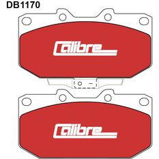Calibre Disc Brake Pads - DB1170CAL, , scanz_hi-res