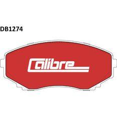 Calibre Disc Brake Pads - DB1274CAL, , scanz_hi-res