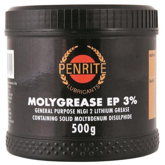 Penrite Moly Grease Tub 500g, , scanz_hi-res