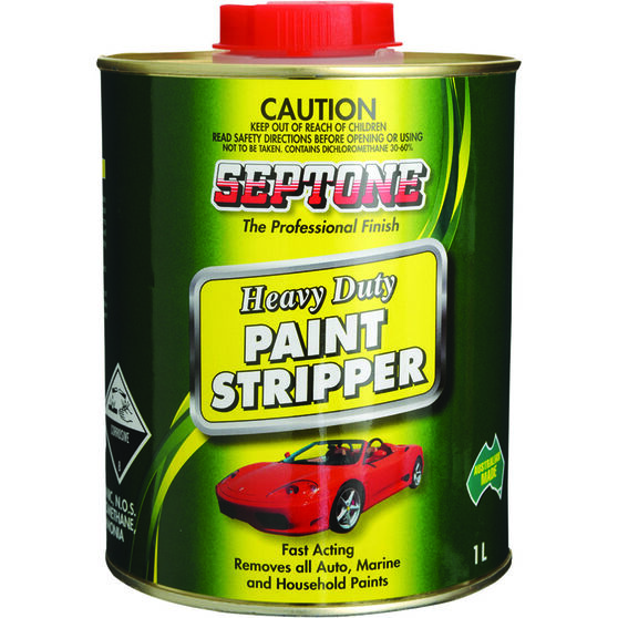 Septone Paint Stripper - 1 Litre, , scanz_hi-res