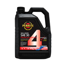 Penrite Small Engine 4 Stroke Engine Oil SAE 30 2.5 Litre, , scanz_hi-res