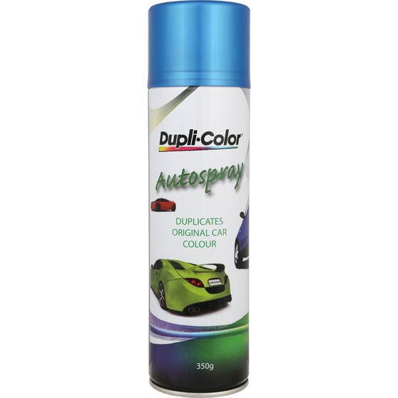 Dupli-Color Touch-Up Paint - Cyan Blue, 350g, PSH22, , scanz_hi-res