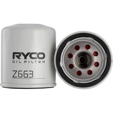 Ryco Oil Filter Z663, , scanz_hi-res
