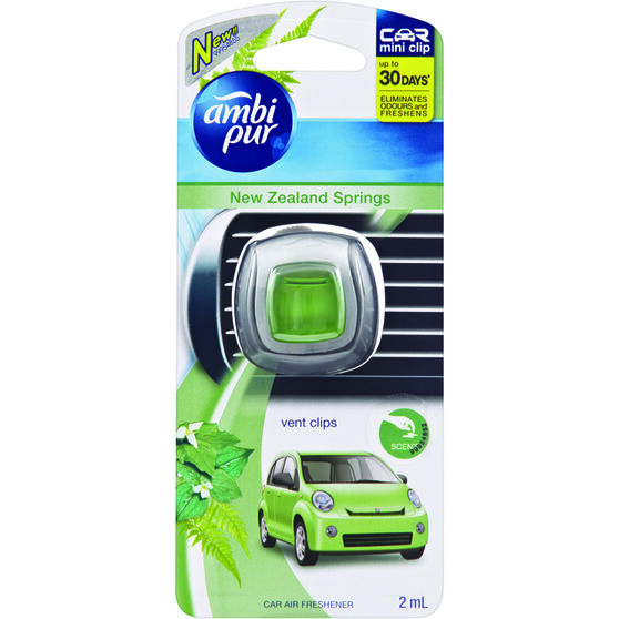 Ambi Pur Mini Air Freshener - New Zealand Springs, 2mL, , scanz_hi-res