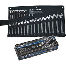 ToolPRO Spanner Set Combination Metric 25 Piece, , scanz_hi-res