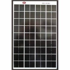 KT Cables 12V 10W Solar Panel Charger, , scanz_hi-res