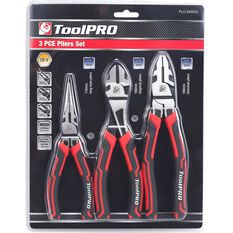 ToolPRO Plier Set - 3 Pieces, , scanz_hi-res