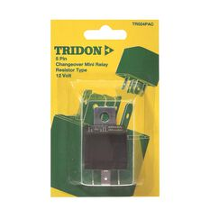 Tridon Mini Relay - 40 / 20 AMP, 5 Pin, , scanz_hi-res