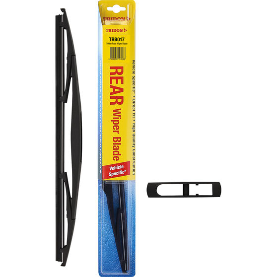 Tridon Rear Wiper Blade - TRB017, , scanz_hi-res