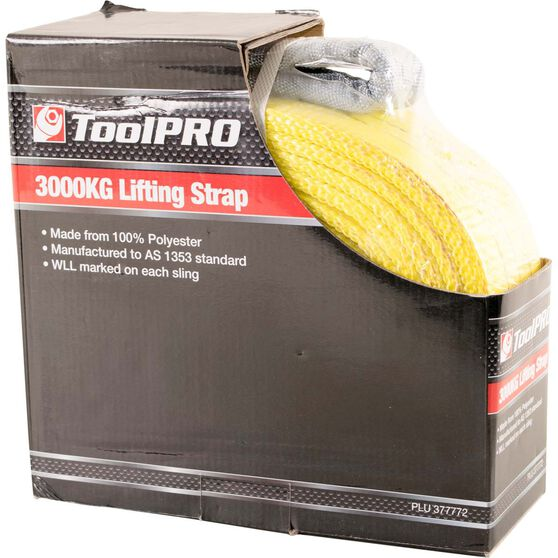 ToolPRO Lifting Strap Webbing - 3000kg, , scanz_hi-res