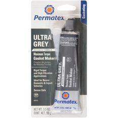 Permatex RTV Silicone Gasket Maker, Rigid High Torque - Ultra Grey, 99g, , scanz_hi-res