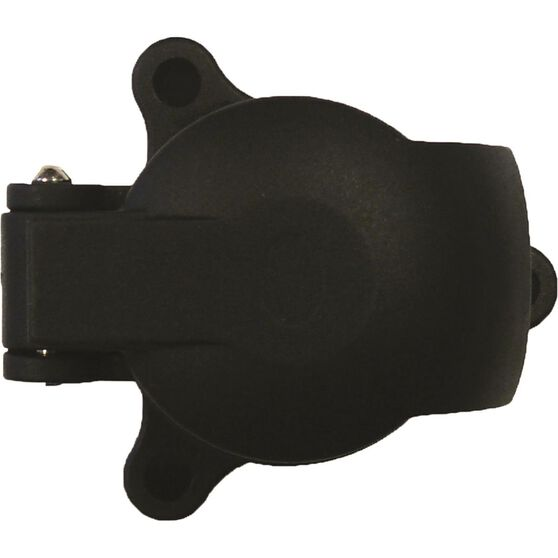 SCA Trailer Socket, Plastic - Large Round, 7 Pin, , scanz_hi-res