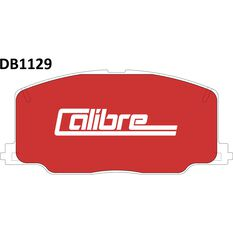 Calibre Disc Brake Pads - DB1129CAL, , scanz_hi-res