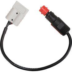 50 Amp Plug - 2 In 1 12v plug, 30cm, 16 AWG, , scanz_hi-res