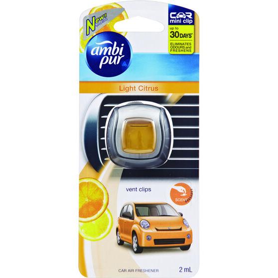 Ambi Pur Air Freshener Mini - Light Citrus, 2mL, , scanz_hi-res