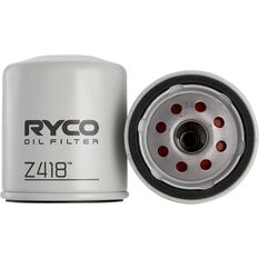 Ryco Oil Filter Z418, , scanz_hi-res