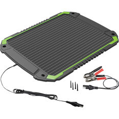 SCA 12V 4.8W Solar Maintenance Charger, , scanz_hi-res