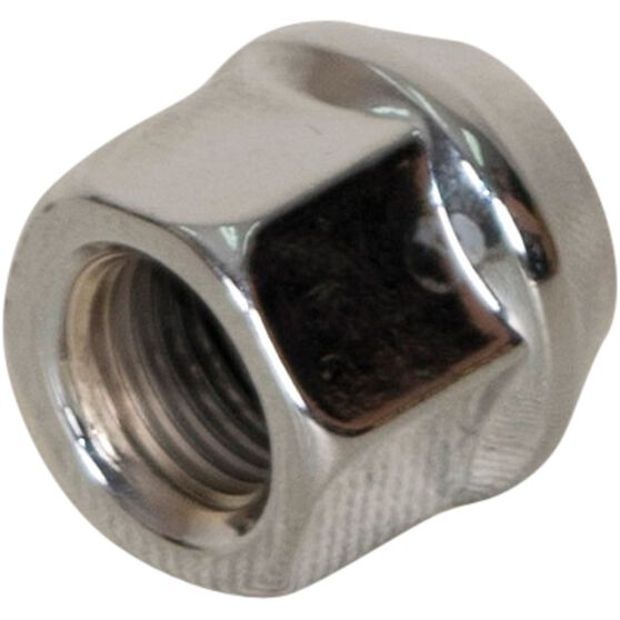 Calibre Wheel Nuts, Tapered Open End, Chrome - OEN12, 1 / 2inch, , scanz_hi-res