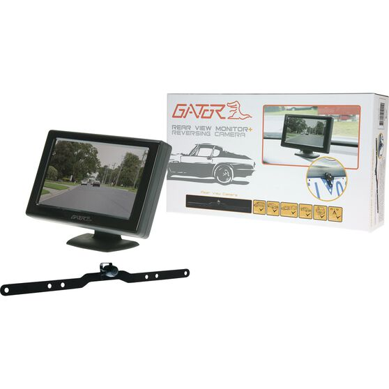 4.3 Wired Reversing Camera Syste, , scanz_hi-res