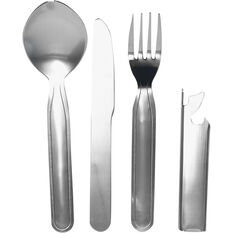 Campmaster Cutlery Set - 4 Piece, , scanz_hi-res